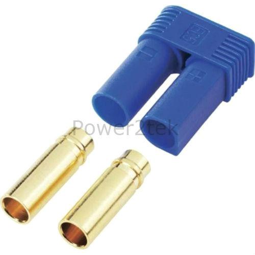 3-Paire accumuler EC5 Mâle /& Femelle Connecteurs Fiches Prises pour RC Lipo Batterie UK