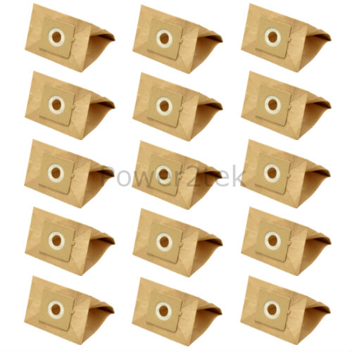 15 x VC108 Dust Bags for Tesco VC-108 Vacuum Cleaner NEW