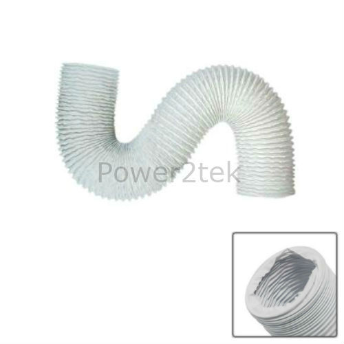 Image is loading Vent-Hose-10cm-4-034-x-2-5m-  sc 1 st  eBay & Vent Hose 10cm (4