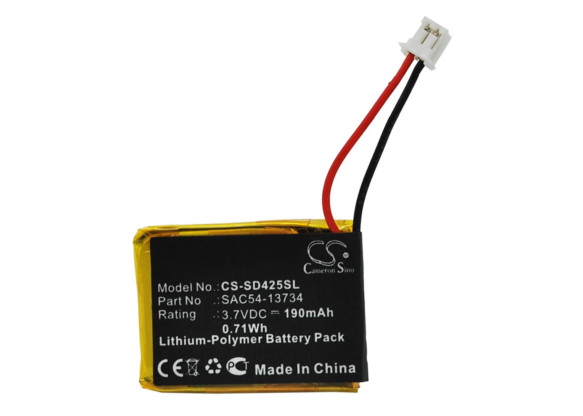 miniatura 2 - Li-Polymer Battery for SportDOG WetlandHunter 425CAMO WetlandHunter SD-425Camo T