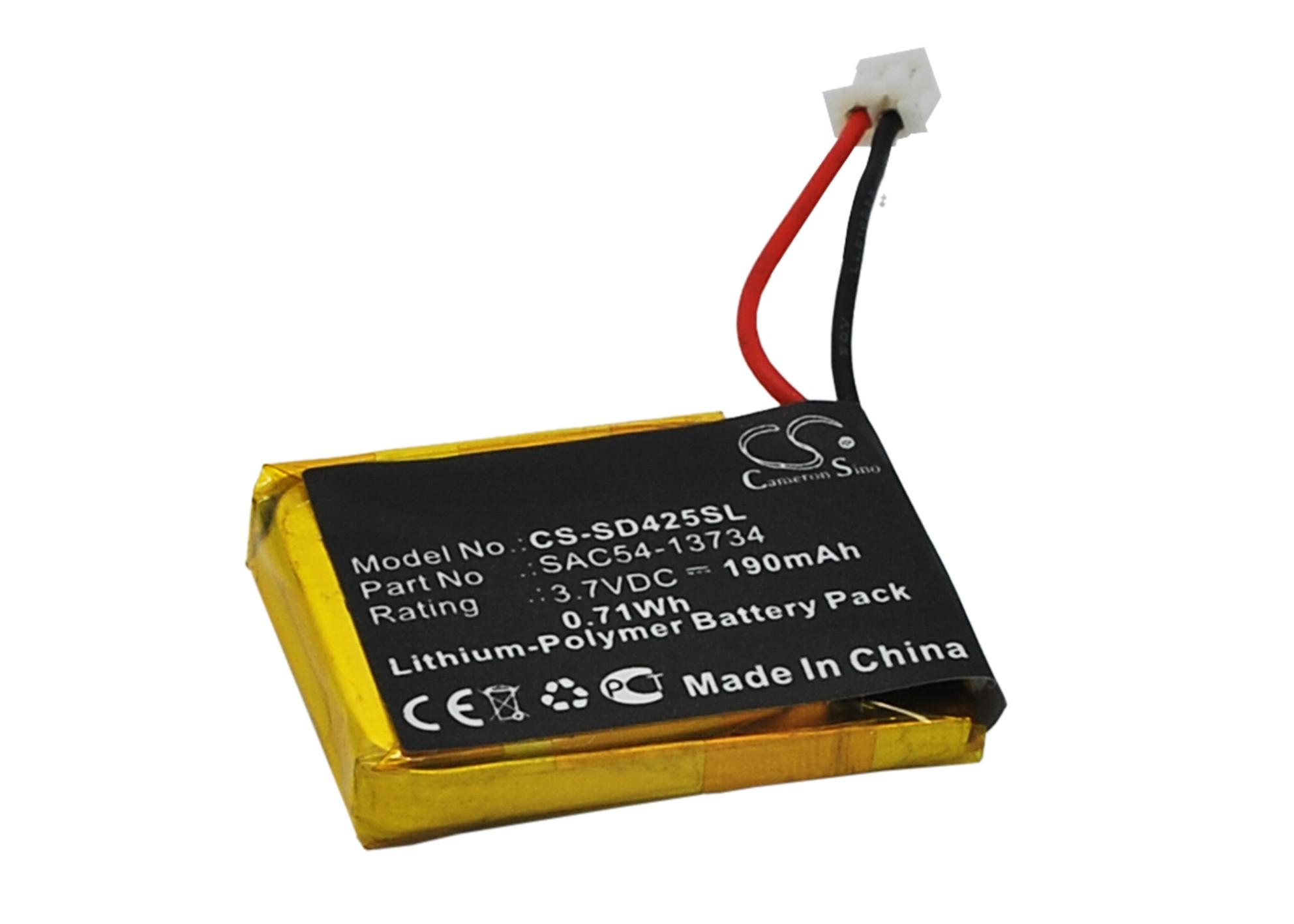 Li-Polymer Battery for SportDOG WetlandHunter 425CAMO WetlandHunter SD-425Camo T