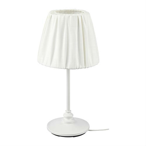 Amazing Details About Osterlo Living Room Bedroom Table Lamp With Shade Mood Light 43Cm White Ikea New Home Interior And Landscaping Eliaenasavecom